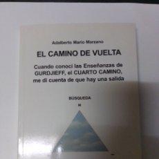 Libros: EL CAMINO DE VUELTA. Lote 217605235