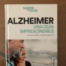 Libros: ALTHEIMER. UNA GUÍA IMPRESCINDIBLE. Lote 218098547