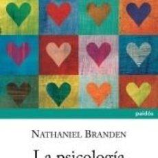 Libros: LA PSICOLOGÍA DEL AMOR ROMÁNTICO. Lote 218463392