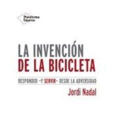 Libros: LA INVENCIÓN DE LA BICICLETA. Lote 221086660