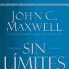 Libros: SIN LIMITES: DESHAGASE DEL TOPE DE SU CAPACIDAD. Lote 221901347