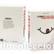 Libros: LA COCINA SIN BLA, BLA, BLA - EDICIÓN ESPECIAL. Lote 225260346
