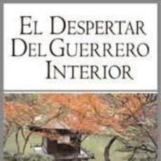 Libros: EL DESPERTAR DEL GUERRERO INTERIOR DAWIN CALLAN -CHAMANISMO-. Lote 225986680
