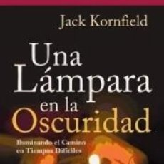 Libros: UNA LÁMPARA EN LA OSCURIDAD: ILUMINANDO EL CAMINO EN TIEMPOS DIFÍCILES. Lote 226500140
