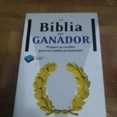 Libros: LA BIBLIA DEL GANADOR DR. KERRY SPAKMAN PLATAFORMA EDITORIAL 2011. Lote 229004745