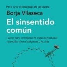 Libros: EL SINSENTIDO COMÚN. Lote 234493180