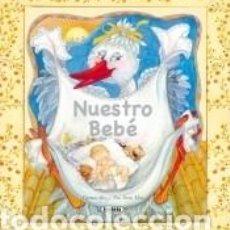 Libros: ESTUCHE REGALO NUESTRO BEBÉ. Lote 234839625