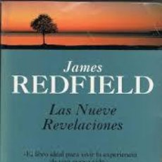 Libros: LAS NUEVE REVELACIONES JAMES REDFIELD. Lote 235261960