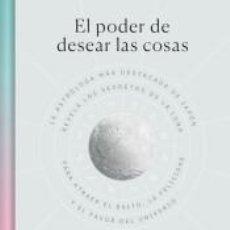 Libros: EL PODER DE DESEAR LAS COSAS. Lote 235893695