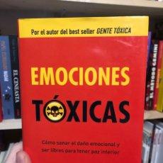 Livros: EMOCIONES TÓXICAS- BERNARDO STAMATEAS. Lote 240262470