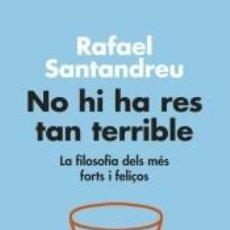 Libros: NO HI HA RES TAN TERRIBLE (EDICIÓ ESPECIAL). Lote 242816285