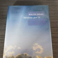 Libros: APUESTA POR TI - WALTER DRESEL - NUEVO, PLASTIFICADO. Lote 247745700