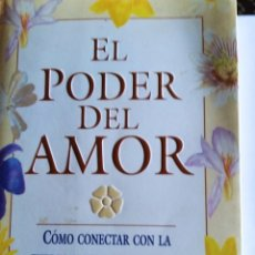 Libros: EL PODER DEL AMOR MARY SOL OLBA. Lote 251213290