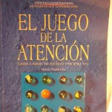 Livres: EL JUEGO DE LA ATENCION MARLY KUENERZ. Lote 259996110