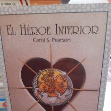 Libros: EL HEROE INTERIOR CAROL S PEARSON. Lote 260792285