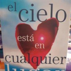 Libros: EL CIELO ESTA EN CUALQUIER LUGAR JANDY NELSON. Lote 260793855