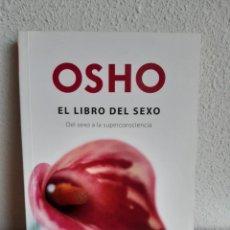 Libros: EL LIBRO DEL SEXO OSHO. Lote 262428875