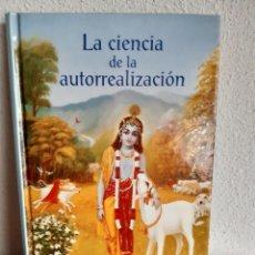 Libros: LA CIENCIA DE LA AUTORREALIZACION BHAKTIVEDANIA SWAMI PRABHUPADA. Lote 262429610