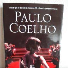 Libros: EL VENCEDOR ESTA SOLO PAULO COELHO. Lote 262429850