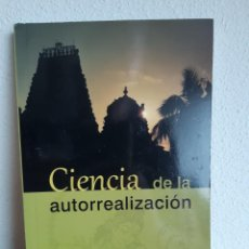 Libros: CIENCIA DE LA AUTORREALIZACION BHAKTIVEDANTA SWAMI PRABHUPADA. Lote 262431480