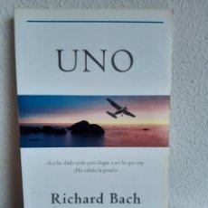 Libros: UNO RICHARD BACH. Lote 262432625