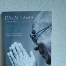 Libros: EL ARTE DE LA FELICIDAD DALAI LAMA. Lote 262432705