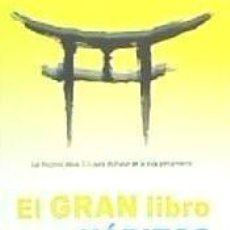 Libros: EL GRAN LIBRO DE LOS HÁBITOS ZEN. Lote 262528535