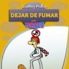 Libros: DEJAR DE FUMAR. Lote 262555015