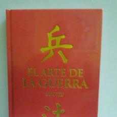 Libros: EL ARTE DE LA GUERRA DE SUN TZU. EDICIÓN DE LUJO. Lote 269324768