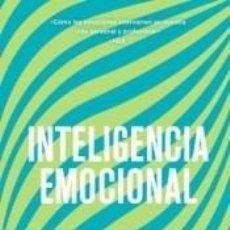 Libros: INTELIGENCIA EMOCIONAL. Lote 288930973