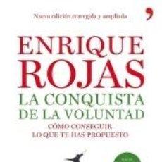 Libros: LA CONQUISTA DE LA VOLUNTAD. Lote 292003128