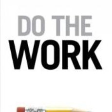 Libros: DO THE WORK. Lote 295276838