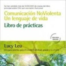 Libros: COMUNICACIÓN NOVIOLENTA. UN LENGUAJE DE VIDA. Lote 295618538