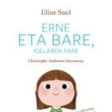 Libros: ERNE ETA BARE, IGELAREN PARE. Lote 296599718