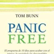 Libros: PANIC FREE. Lote 296809198