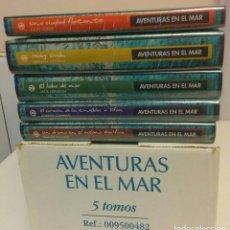 Libros de Aventuras: AVENTURAS EN EL MAR 2015. Lote 70505889