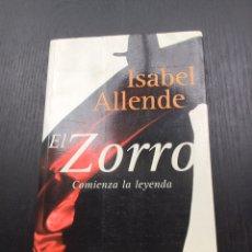Libros de Aventuras: EL ZORRO. Lote 77544446