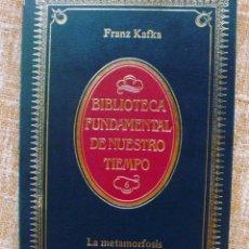 Libros de Aventuras: LA METAMORFOSIS/FRANZ KAFKA/ALIANZA EDITORIAL/18ª EDICIÓN/1984/BIBL. FUNDAMENTAL . Lote 88000024