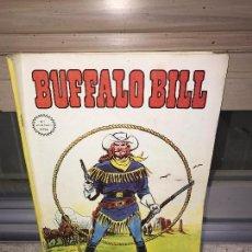 Libros de Aventuras: BUFFALO BILL, NUMERO 1, LOS CAZADORES DE BUFALOS. Lote 90879235