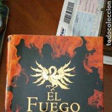 Libros de Aventuras: LIBRO EL FUEGO DE KATERINE NEVILE. Lote 91039779