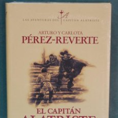 Libros de Aventuras: EL CAPITÁN ALATRISTE, (LAS AVENTURAS DEL CAPITAN ALATRISTE). ARTURO Y CARLOTA PÉREZ-REVERTE. Lote 93610125