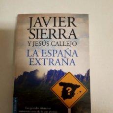 Libros de Aventuras: LA ESPAÑA EXTRAÑA. Lote 94950475