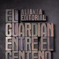 Libros de Aventuras: EL GUARDIAN ENTRE EL CENTENO. Lote 95231087