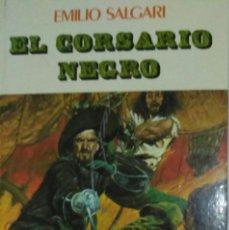 Libros de Aventuras: EL CORSARIO NEGRO, 1. Lote 95235375