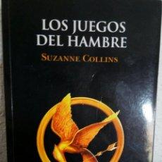 Libros de Aventuras: LIBRO -LOS JUEGOS DEL HAMBRE- DE SUZANNE COLLINS. Lote 97312014