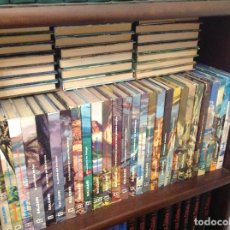 Libros de Aventuras: EMILIO SALGARI DE GAHE COMPLETA.78 LIBROS.. Lote 112139867