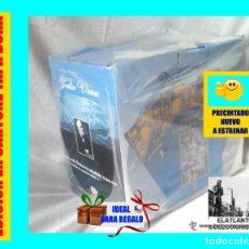 Libros de Aventuras: LOS VIAJES EXTRAORDINARIOS - JULIO VERNE - RUEDA - SIGNO - COLECCIÓN COMPLETA - NUEVA A ESTRENAR. Lote 114782055
