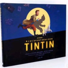 Libros de Aventuras: ARTBOOK LAS AVENTURAS DE TINTIN 2011. Lote 118117334