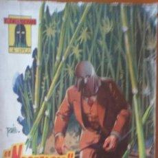 Libros de Aventuras: NOSTALGIA, EL ENCAPUCHADO EDICIONES CLIPER.. Lote 119881088