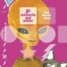 Libros de Aventuras: EL MISTERIO DEL AMOR. Lote 126274127